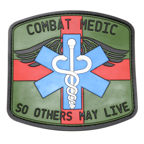 PVC Medic patch photo